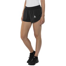 Odlo Omnius - Pantalones cortos running Mujer - negro
